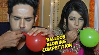 getlinkyoutube.com-Balloon Competition Between Thapki And Dhruv On Children's Day | Thapki Pyaar Ki | Colors