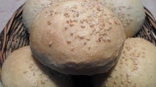 getlinkyoutube.com-طريقة عمل خبز البرجر الهش و الطرى