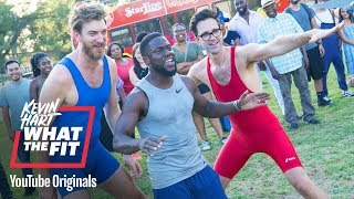 Bonus Scenes: Kevin's Sneak Attack Fail | Kevin Hart: What The Fit | Laugh Out Loud Network