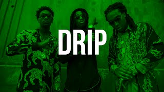 "getlinkyoutube.com-*FREE* Zaytoven x Migos Type Beat ""Drip"" 