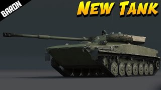 getlinkyoutube.com-NEW Tank, Never Leave a Man Behind - War Thunder Gameplay
