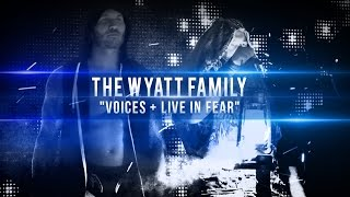 "getlinkyoutube.com-WWE The Wyatt Family NEW Theme Song ""Voices + Live In Fear"" 2016 ᴴᴰ"