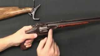 getlinkyoutube.com-S&W 320 Revolving Rifle at RIA