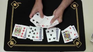 getlinkyoutube.com-#54 Truco de magia revelado - Ases a Go-go II