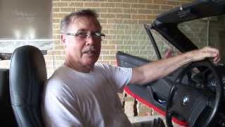 getlinkyoutube.com-How to change a window switch on a 1996 BMW Z3