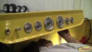 getlinkyoutube.com-Speedway Motors Yellow T-Bucket Assembly