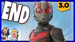 getlinkyoutube.com-Disney Infinity 3.0 - Marvel Battlegrounds (Story) Walkthrough Ending Ant-Man VS Ultron
