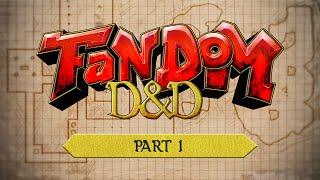 getlinkyoutube.com-Fandom: Dungeons & Dragons w/ Adam Koebel and Matthew Mercer (Part 1)