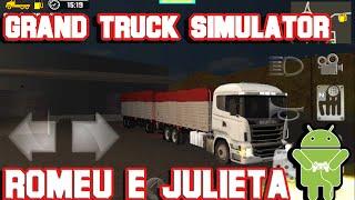 getlinkyoutube.com-Grand Truck Simulator - Reboque Romeu e Julieta