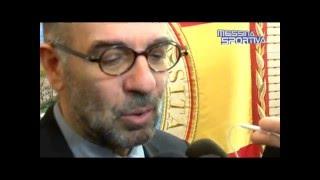 Giuseppe Tornatore commenta il conferimento del dottorato honoris causa all'Università di Messina