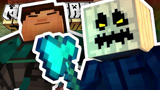 getlinkyoutube.com-Minecraft Story Mode | SOMEONE ELSE DIES?! | Episode 6 [#2]