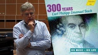 Michael Rische - 300 Jahre Carl Philipp Emanuel Bach - hänssler CLASSIC