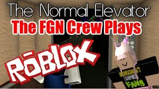 getlinkyoutube.com-The FGN Crew Plays: ROBLOX - The Normal Elevator (PC)