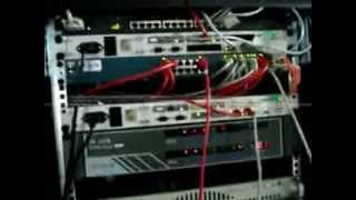 getlinkyoutube.com-MikroTik Server Room