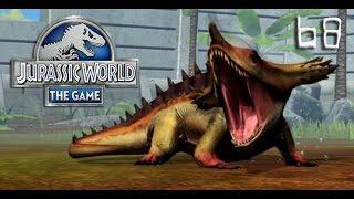 getlinkyoutube.com-Demonic Diplotator | New Hybrids!!! | Jurassic World: The Game [Episode 68]