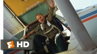 getlinkyoutube.com-The Transporter (4/5) Movie CLIP - Skydive onto the Convoy (2002) HD