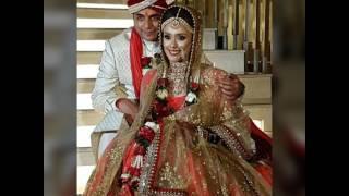 Hrishita Bhatt Marriage Video