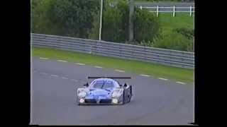 getlinkyoutube.com-Le Mans 1998 - Porsche 911 GT1 - Allan McNish - Old Top Gear
