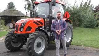 getlinkyoutube.com-Rolnik Szuka... Traktora - Ursus C380   11 (Walk Around / Prezentacja)