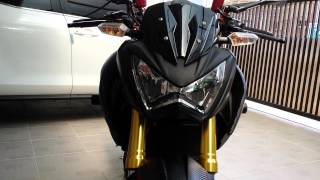 getlinkyoutube.com-Z250 Carbon Jakarta (300cc)