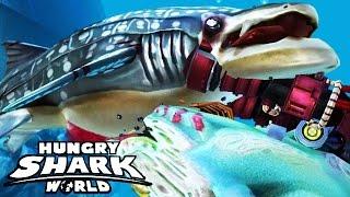 getlinkyoutube.com-Hungry Shark World - New South China Sea Enemy Whale Shark