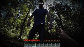 Minecraft: Herobrine Lives (Live Action)