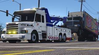 getlinkyoutube.com-Los Santos Goes to Work - Day 15 - Heavy Duty Towing