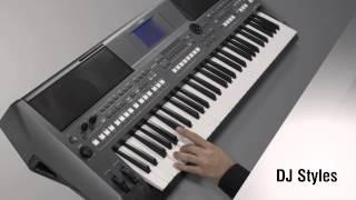 getlinkyoutube.com-PSR-S670 Style