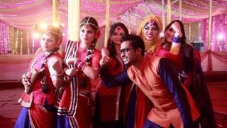 getlinkyoutube.com-Cine Brides - Holud Ceremony of Mahbuba and Zihad