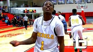 getlinkyoutube.com-5'7 Trae Jefferson Is UNSTOPPABLE! The Most EXCITING Player In High School!