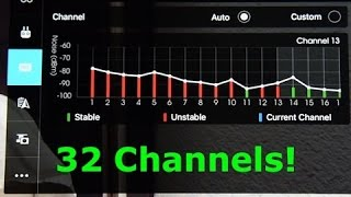 HOW TO: Hack DJI Phantom from 8 Channels to 32 Channels for extra RANGE!