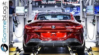 BMW 8 Series Coupe PRODUCTION