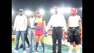 getlinkyoutube.com-VIDEO: AUNT EZEKIEL VS ESTHER BULAYA TAMASHA LA USIKU WA MATUMAINI 2013