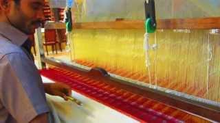 getlinkyoutube.com-Kanchipuram Handloom Silk Saree Weaving Process