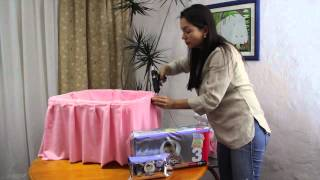 getlinkyoutube.com-¿Quieres una idea original para decorar un BabyShower?