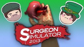 getlinkyoutube.com-Surgeon Simulator 2013 - Steam Train