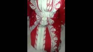 تكشيطة مغربية2015 من ثوب الساري الهندي روعة (رأيكم)