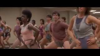 Perfect The Best Aerobic John Travolta & Jamie Lee Curtis