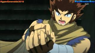 getlinkyoutube.com-HD Beyblade AMV: Scythe Kronos vs Fang Leone