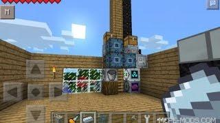 getlinkyoutube.com-Установка мода Factorization на Minecraft PE 0.13.0/0.12.3