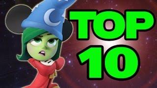 getlinkyoutube.com-Top Ten Custom Disney Infinity Figures