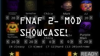 getlinkyoutube.com-Five Nights at Freddy's 2- Mod Showcase