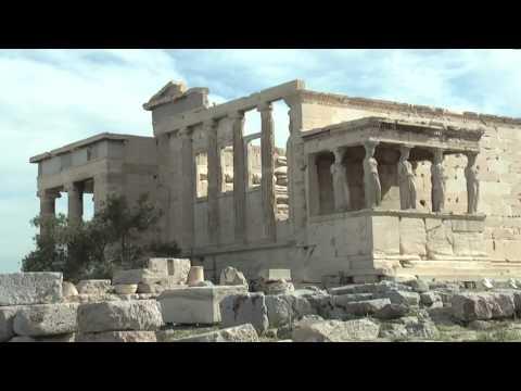 Athens Acropolis and the Parthenon