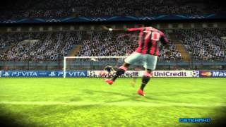 Pro Evolution Soccer 2013 The Best Goals By: CaHuTaPa