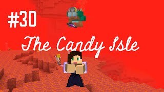 getlinkyoutube.com-FLYING THROUGH THE NETHER - THE CANDY ISLE (EP.30)