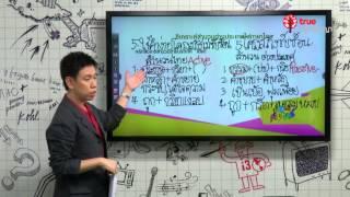 03 : สำนวนไทย VS.สำนวนต่างประเทศ