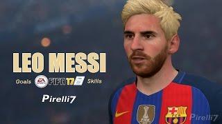 getlinkyoutube.com-FIFA 17: Lionel Messi Goals & Skills 2017 |FIFA REMAKE| 60fps - by Pirelli7
