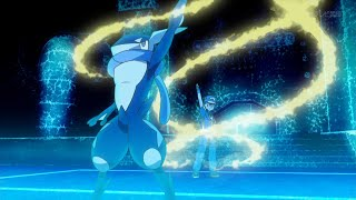 getlinkyoutube.com-Ash vs Wulfric [FULL REMATCH] - Pokemon XY&Z Episode 29 [HD]