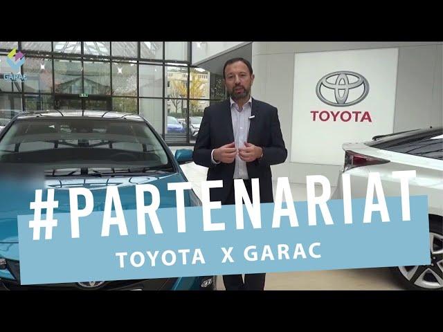 Partenariat TOYOTA GARAC Nouveaux enjeux