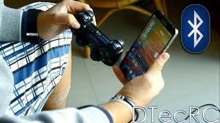 getlinkyoutube.com-Conecta Tu Mando de PS3/PS4 Por Bluetooth!-Android